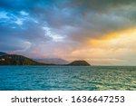 beautiful view on island koh...   Shutterstock . vector #1636647253