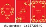 valentine's day design set....   Shutterstock .eps vector #1636720540