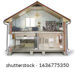 House Cross Section  View On...