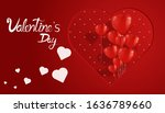 valentines day concept....   Shutterstock .eps vector #1636789660