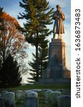 Private Soldier Monument At Th...