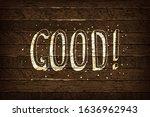 good. typography  font type... | Shutterstock . vector #1636962943