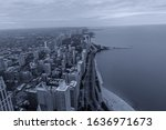 Aerial View North Coast Of...