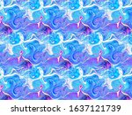 multicolor abstract background. ... | Shutterstock . vector #1637121739