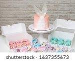 Mermaid Theme Candy Bar With...