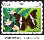 Cuba   Circa 1984  A Stamp...