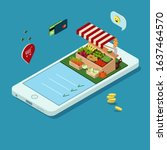 concept of online ordering of...