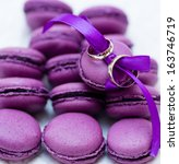 Colorful And Tasty Purple...