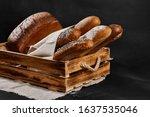 Assortment Of Fresh Baked Bread ...