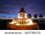 The Pineapple Fountain In...