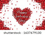 Red Decorations Valentine S Day ...