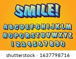 colorful graffiti text style... | Shutterstock .eps vector #1637798716