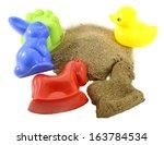 Colorful Sandbox Playthings...