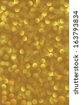 golden background. vector. | Shutterstock .eps vector #163793834