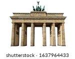 The Brandenburg Gate  German ...
