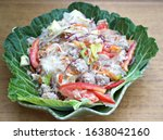 Vermicelli Salad With Pork ...