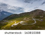 Grossglockner High Alpine Road...