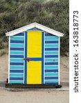 Beach Huts At Saunton Sands ...