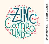 vector hand lettering for... | Shutterstock .eps vector #1638528286