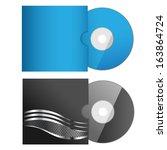 illustration set of software... | Shutterstock .eps vector #163864724