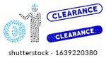 mosaic euro developer and... | Shutterstock .eps vector #1639220380