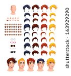 app,avatar,beauty,boy,cartoon,color,expression,eye,face,fashion,game,hair,hairstyle,happy,head