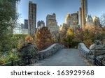gapstow bridge is one of the... | Shutterstock . vector #163929968