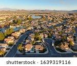 Aerial View Of Menifee...