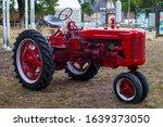 Vintage Tractor  Antique...
