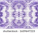 Snake Texture Seamless. Violet...