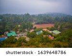 Village of Panchgani in Maharashtra
