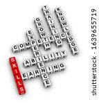 personal soft skills concept...   Shutterstock . vector #1639655719