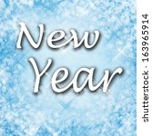 new year 2014 | Shutterstock . vector #163965914