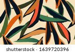 hand drawn abstract pattern....   Shutterstock .eps vector #1639720396