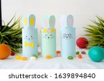 Colorful Easter Decorations...