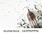 vintage bronze moroccan  arabic ... | Shutterstock . vector #1639969996