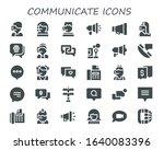 modern simple set of... | Shutterstock .eps vector #1640083396