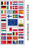 european union countries and... | Shutterstock .eps vector #164013266