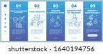 influenza virus precaution... | Shutterstock .eps vector #1640194756