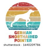 German Shorthaired Pointer...
