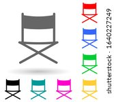 folding chair multi color style ...
