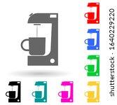 coffee maker multi color style...