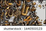 classic music hand drawn doodle ...   Shutterstock .eps vector #1640503123