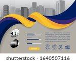 template vector design for... | Shutterstock .eps vector #1640507116