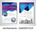 template vector design for... | Shutterstock .eps vector #1640507119