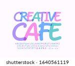 vector bright logo creative... | Shutterstock .eps vector #1640561119