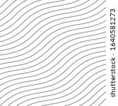 vector decorative seamless... | Shutterstock .eps vector #1640581273