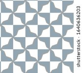 seamless vector pattern.... | Shutterstock .eps vector #1640636203
