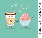 cute vector illustration of...   Shutterstock .eps vector #1640742253