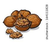 Zdravý životný štýl a Psychohygiena - Stránka 3 Stock-vector-group-of-walnuts-164111828